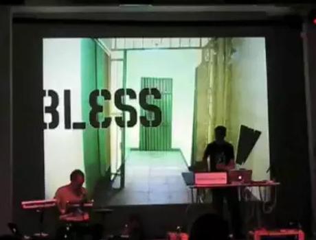 Apart Festival: Live Visuals