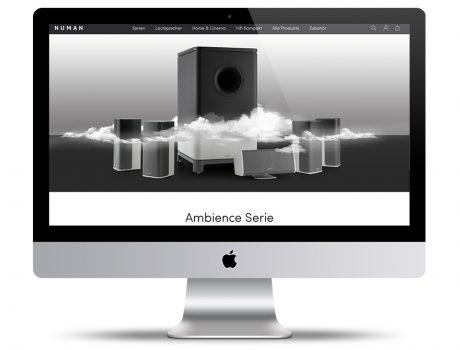 NUMAN: Ambience Campaign