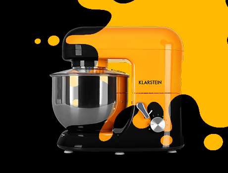 Let's bring the colours back  – Klarstein's Black Friday campaign